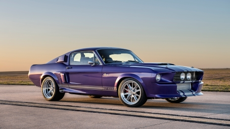 1967 Ford Mustang Shelby GT500CR 900S Replica