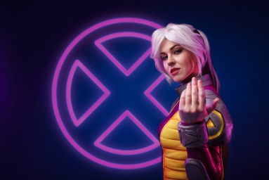 Косплей, The Uncanny X-Men, Rogue, cosplay