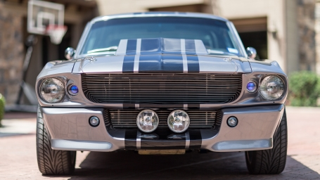 1967 Ford Mustang GT500E Shelby Eleanor