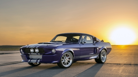 1967 Ford Mustang Shelby GT500CR