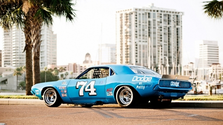 1973 Dodge Challenger Race Car авто, фото