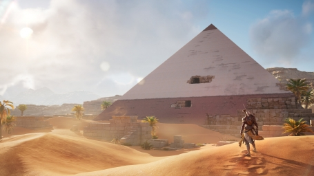 Assassin's Creed: Origins пирамида