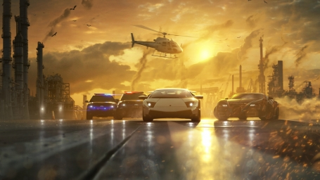 Need for Speed: Most Wanted, игровые обои