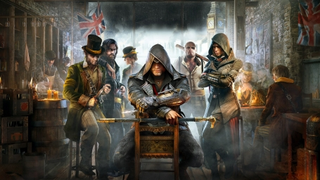 Assassin's Creed Syndicate игровой АРТ