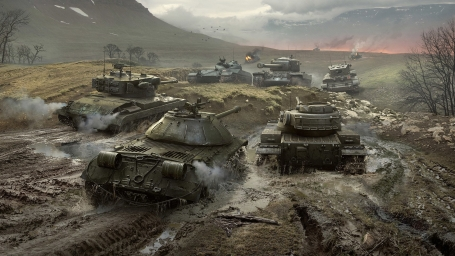 АРТ WoT АРТ World Of Tanks